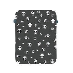 Panda Pattern Apple Ipad 2/3/4 Protective Soft Cases