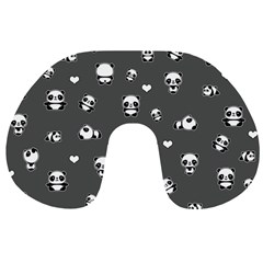 Panda Pattern Travel Neck Pillows