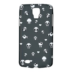 Panda Pattern Galaxy S4 Active