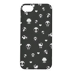 Panda Pattern Apple Iphone 5s/ Se Hardshell Case