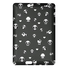 Panda Pattern Amazon Kindle Fire Hd (2013) Hardshell Case