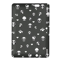 Panda Pattern Kindle Fire Hdx 8 9  Hardshell Case