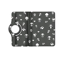 Panda Pattern Kindle Fire Hd (2013) Flip 360 Case