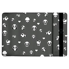 Panda Pattern Ipad Air Flip