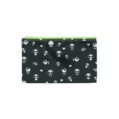 Panda Pattern Cosmetic Bag (xs)