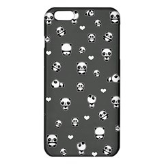 Panda Pattern Iphone 6 Plus/6s Plus Tpu Case