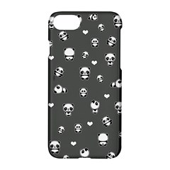 Panda Pattern Apple Iphone 7 Hardshell Case