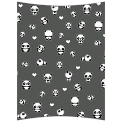 Panda Pattern Back Support Cushion