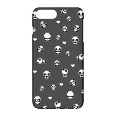 Panda Pattern Apple Iphone 8 Plus Hardshell Case