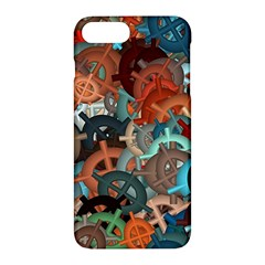 Fun,fantasy And Joy 2 Apple Iphone 7 Plus Hardshell Case