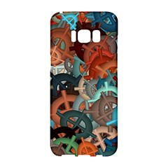 Fun,fantasy And Joy 2 Samsung Galaxy S8 Hardshell Case