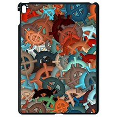 Fun,fantasy And Joy 2 Apple Ipad Pro 9 7   Black Seamless Case