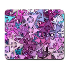 Fun,fantasy And Joy 7 Large Mousepads
