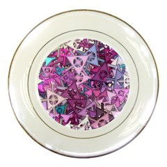 Fun,fantasy And Joy 7 Porcelain Plates