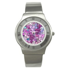 Fun,fantasy And Joy 7 Stainless Steel Watch