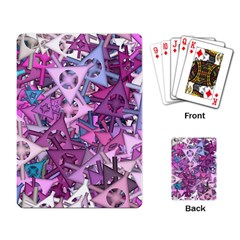 Fun,fantasy And Joy 7 Playing Card