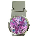 Fun,fantasy And Joy 7 Money Clip Watches Front