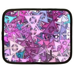 Fun,fantasy And Joy 7 Netbook Case (large)