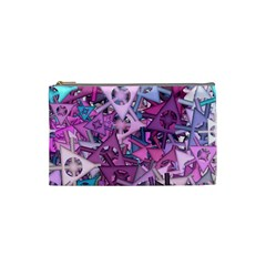 Fun,fantasy And Joy 7 Cosmetic Bag (small)