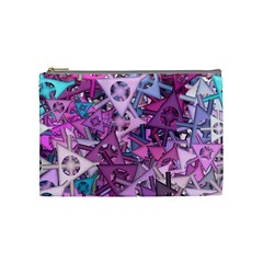 Fun,fantasy And Joy 7 Cosmetic Bag (medium)