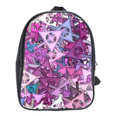 Fun,fantasy And Joy 7 School Bag (large)