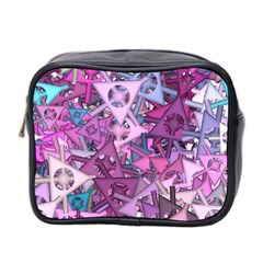 Fun,fantasy And Joy 7 Mini Toiletries Bag 2 Side