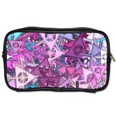 Fun,fantasy And Joy 7 Toiletries Bags 2 Side