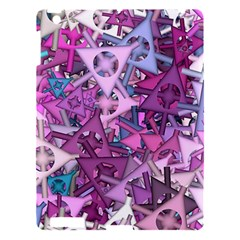Fun,fantasy And Joy 7 Apple Ipad 3/4 Hardshell Case