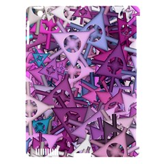 Fun,fantasy And Joy 7 Apple Ipad 3/4 Hardshell Case (compatible With Smart Cover)