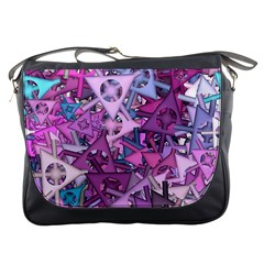 Fun,fantasy And Joy 7 Messenger Bags