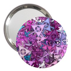 Fun,fantasy And Joy 7 3  Handbag Mirrors