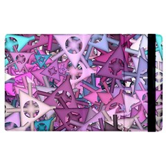 Fun,fantasy And Joy 7 Apple Ipad 2 Flip Case
