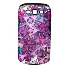 Fun,fantasy And Joy 7 Samsung Galaxy S Iii Classic Hardshell Case (pc+silicone)