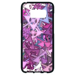 Fun,fantasy And Joy 7 Samsung Galaxy S8 Black Seamless Case