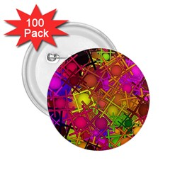 Fun,fantasy And Joy 5 2 25  Buttons (100 Pack)