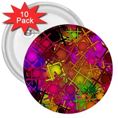 Fun,fantasy And Joy 5 3  Buttons (10 Pack)