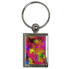 Fun,fantasy And Joy 5 Key Chains (rectangle)