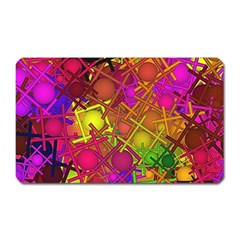 Fun,fantasy And Joy 5 Magnet (rectangular)