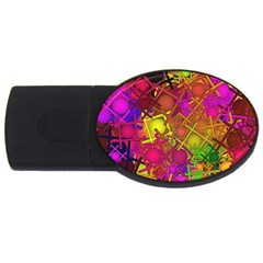Fun,fantasy And Joy 5 Usb Flash Drive Oval (2 Gb)