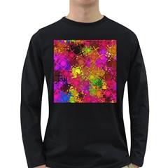 Fun,fantasy And Joy 5 Long Sleeve Dark T Shirts