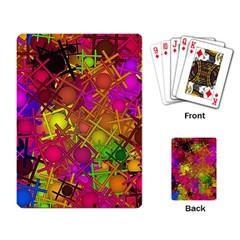 Fun,fantasy And Joy 5 Playing Card