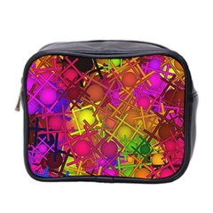 Fun,fantasy And Joy 5 Mini Toiletries Bag 2 Side