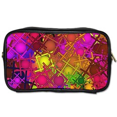 Fun,fantasy And Joy 5 Toiletries Bags 2 Side