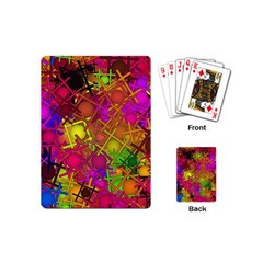 Fun,fantasy And Joy 5 Playing Cards (mini)