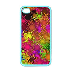 Fun,fantasy And Joy 5 Apple Iphone 4 Case (color)