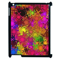 Fun,fantasy And Joy 5 Apple Ipad 2 Case (black)