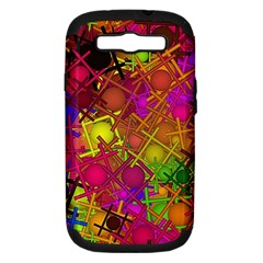 Fun,fantasy And Joy 5 Samsung Galaxy S Iii Hardshell Case (pc+silicone)