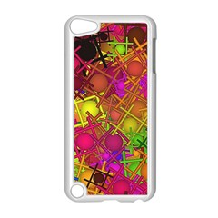 Fun,fantasy And Joy 5 Apple Ipod Touch 5 Case (white)