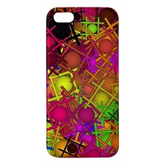 Fun,fantasy And Joy 5 Apple Iphone 5 Premium Hardshell Case