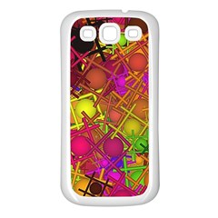Fun,fantasy And Joy 5 Samsung Galaxy S3 Back Case (white)